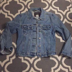 1989 B.Moss Jean jacket